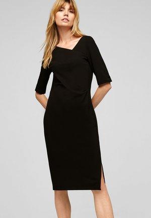 ANIMÉE - Shift dress - black