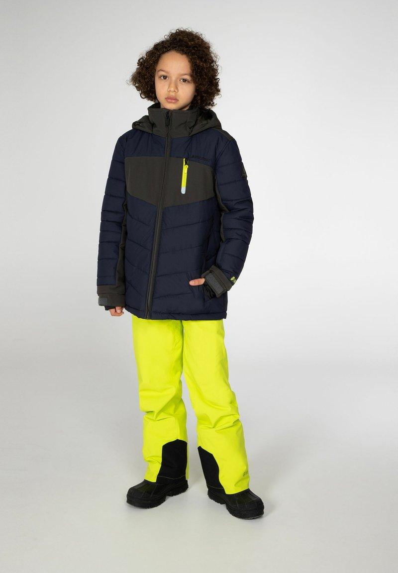 Protest - TYMO JR  - Ski jacket - space blue