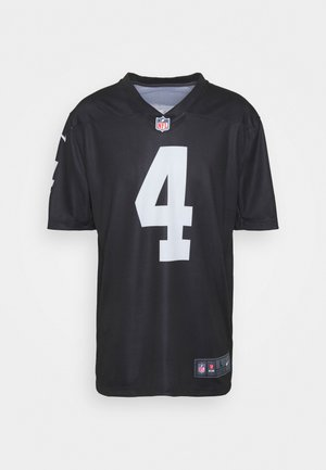 NFL OAKLAND RAIDERS DEREK CARR LEGEND TEAM COLOUR - Equipación de clubes - black