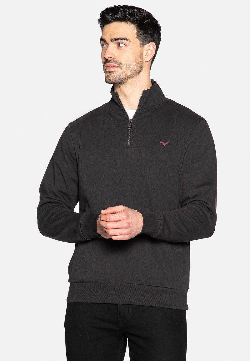 Threadbare - Sweatshirt - schwarz