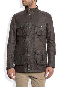 Barbour - CORBRIDGE - Summer jacket - rustic - 5