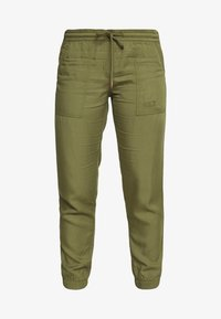 Jack Wolfskin - MOJAVE PANTS  - Trousers - delta green - 3