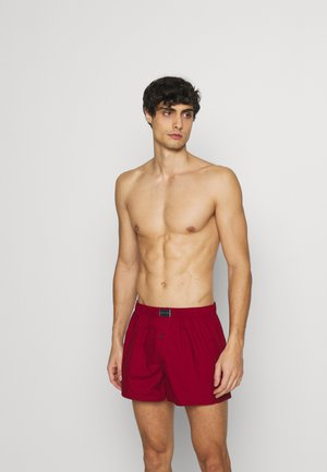 2 PACK - Boxer shorts - regatta red