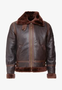 Schott - Leather jacket - aubrun - 4