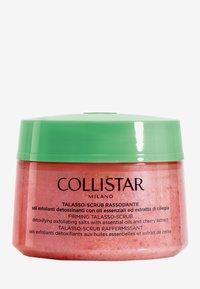 Collistar - FIRMING TALASSO-SCRUB - Body scrub - - - 0
