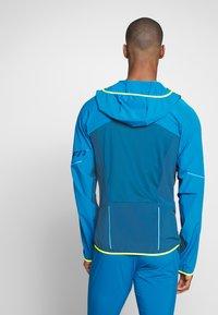 Dynafit - TRANSALPER - Outdoor jacket - mykonos blue - 2