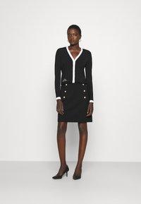 Lauren Ralph Lauren - GELLERT SKIRT - Pencil skirt - black - 1