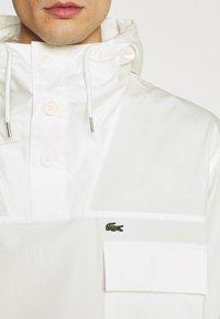 Lacoste - Waterproof jacket - flour - 5