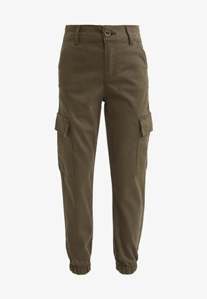 Pantalon cargo - green