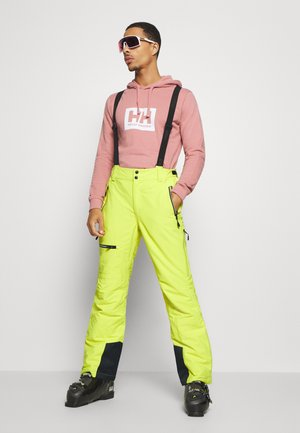 ZAYN - Snow pants - lime
