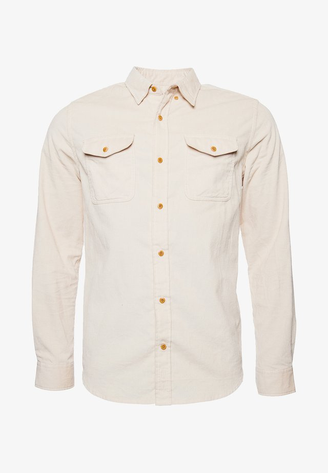 COMMUTER  - Shirt - bone cord