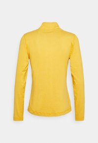Daily Sports - AGNES MOCK NECK - Long sleeved top - amber - 1
