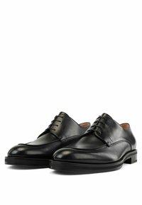 BOSS - HUNTON DERB LTVP - Smart lace-ups - black - 3