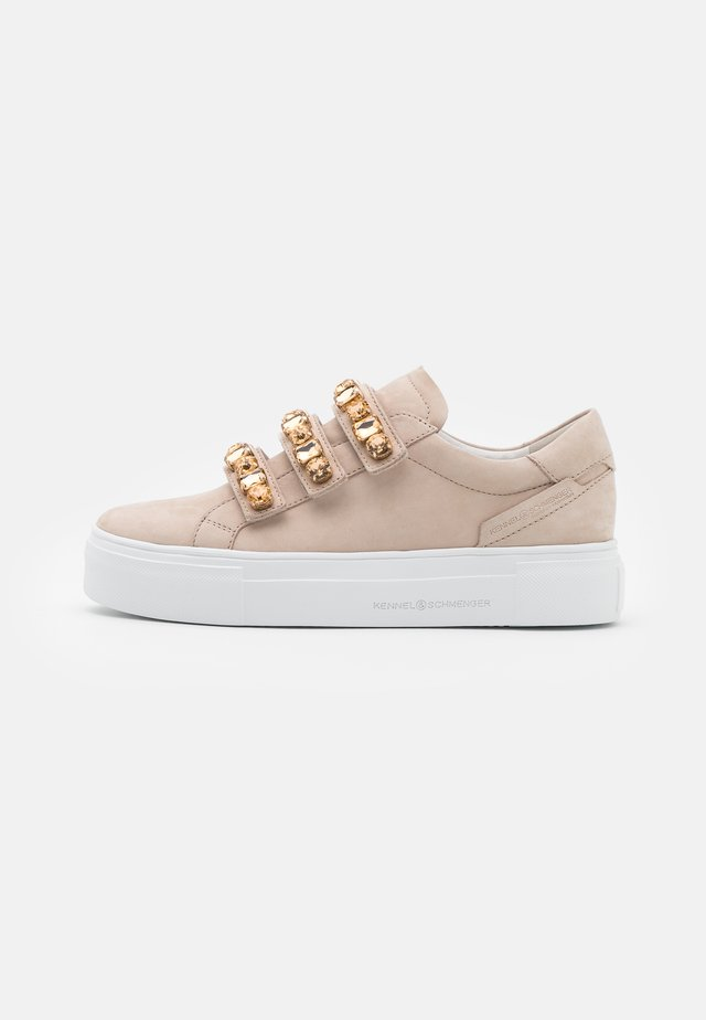 BIG - Sneakers laag - desert/gold