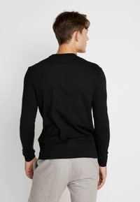 Champion - LONG SLEEVE - Top s dlouhým rukávem - black - 2