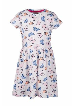 Korte jurk - multicolor