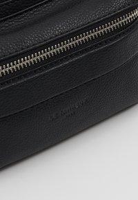 Le Tanneur - WAIST BAG - Torba na ramię - noir - 6