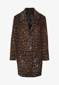 Steffen Schraut - HIGHGROVE LUXURY COAT - Classic coat - wild brown - 0