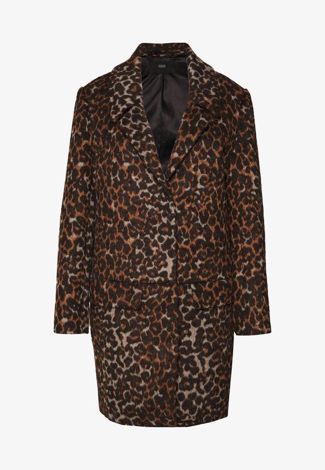 HIGHGROVE LUXURY COAT - Klassischer Mantel - wild brown
