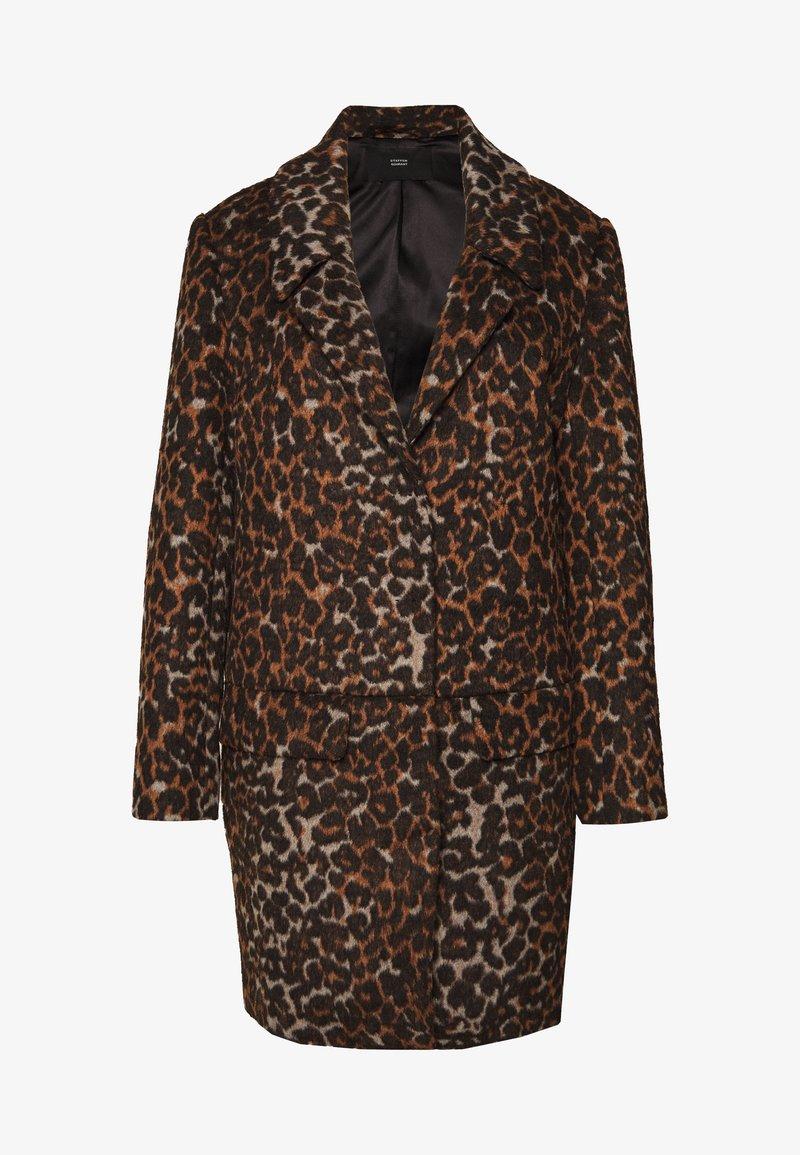 Steffen Schraut - HIGHGROVE LUXURY COAT - Classic coat - wild brown
