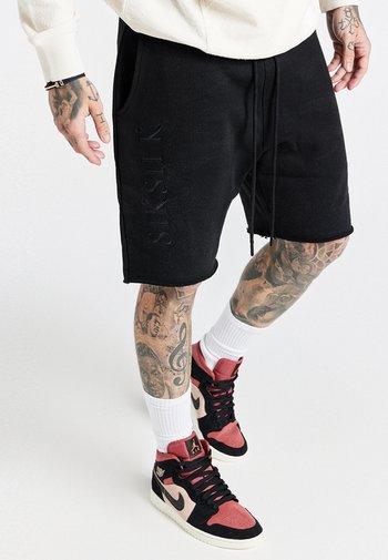 LOOPBACK AOKI  - Shorts - black