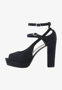 Anna Field - High heeled sandals - dark blue - 1