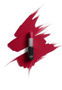 Nyx Professional Makeup - SHOUT LOUD SATIN LIPSTICK - Lipstick - the best - 4
