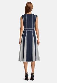 Vera Mont - Cocktail dress / Party dress - dark blue cream - 1