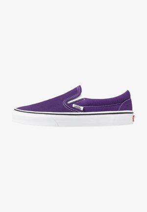 CLASSIC SLIP-ON  - Slip-ons - violet indigo/true white