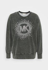 MICHAEL Michael Kors - ACID STAR STUD - Sweatshirt - black - 4