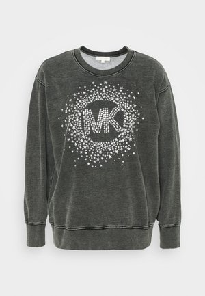 ACID STAR STUD - Sweatshirt - black