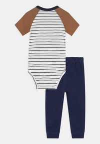 Carter's - HENLEY SET - Print T-shirt - dark blue - 1