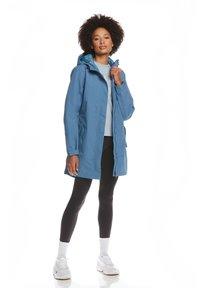 Jeff Green - CARO - Outdoor jacket - blue powder - 1