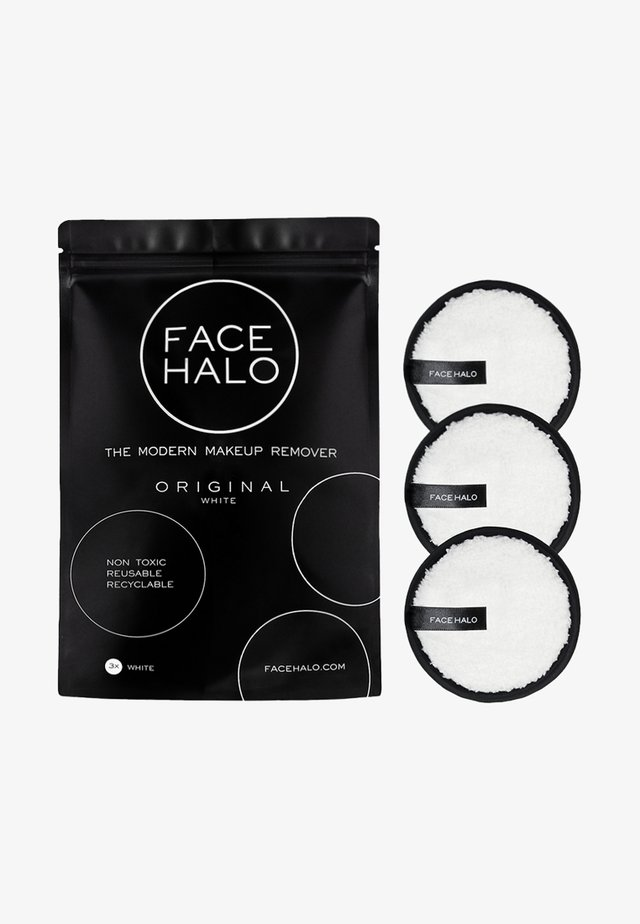 FACE HALO ORIGINAL 3 PACK - Skincare set - white