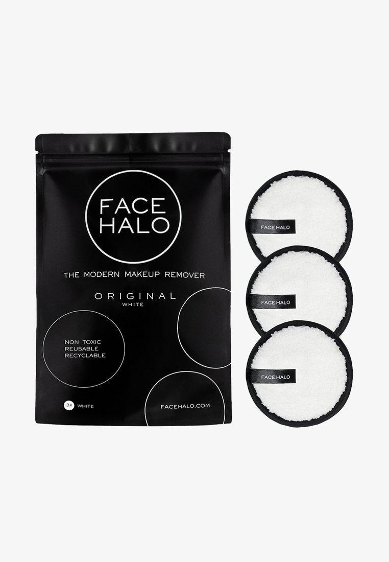 Face Halo - FACE HALO ORIGINAL 3 PACK - Huidverzorgingsset - white