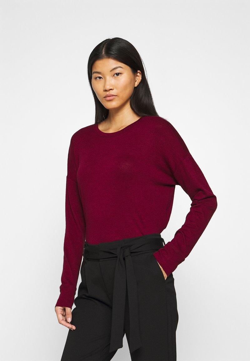 GAP - Sweter - garnet