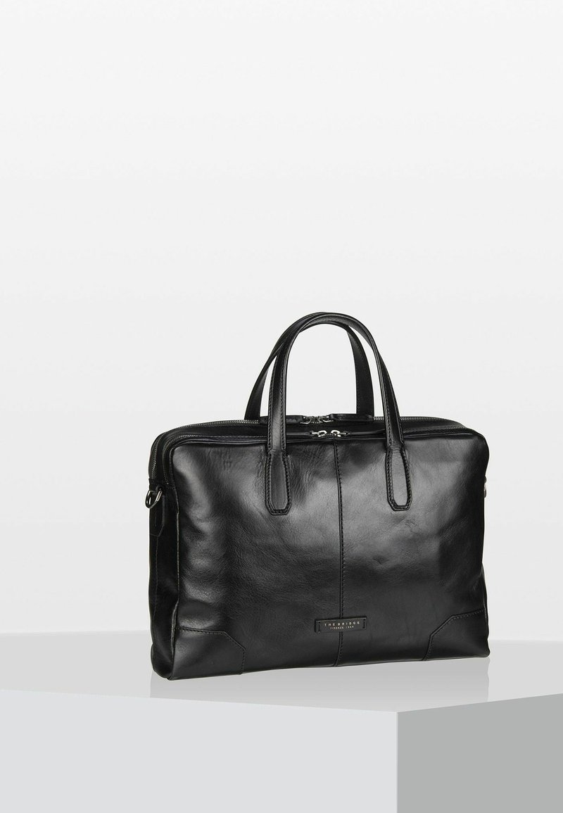 The Bridge - VESPUCCI  - Briefcase - black