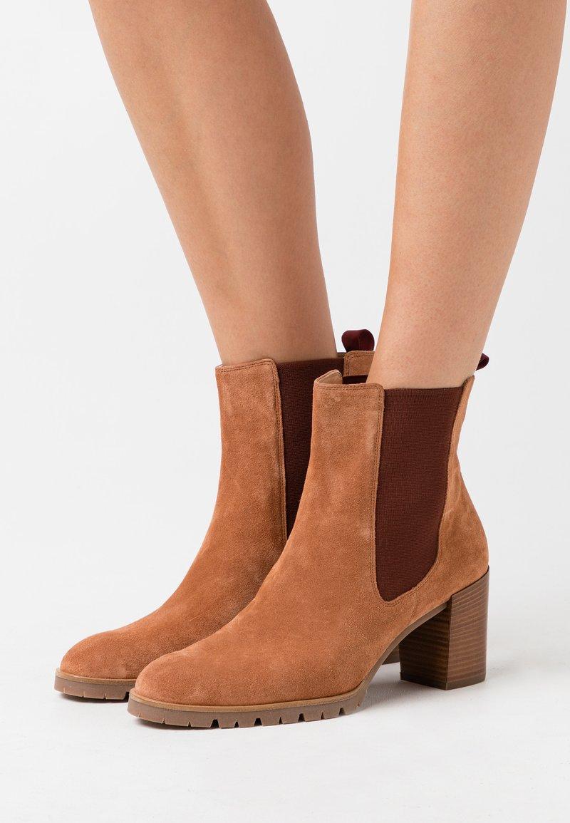 Högl - Kotníkové boty - nut
