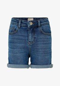 Kids ONLY - Denim shorts - dark blue - 0