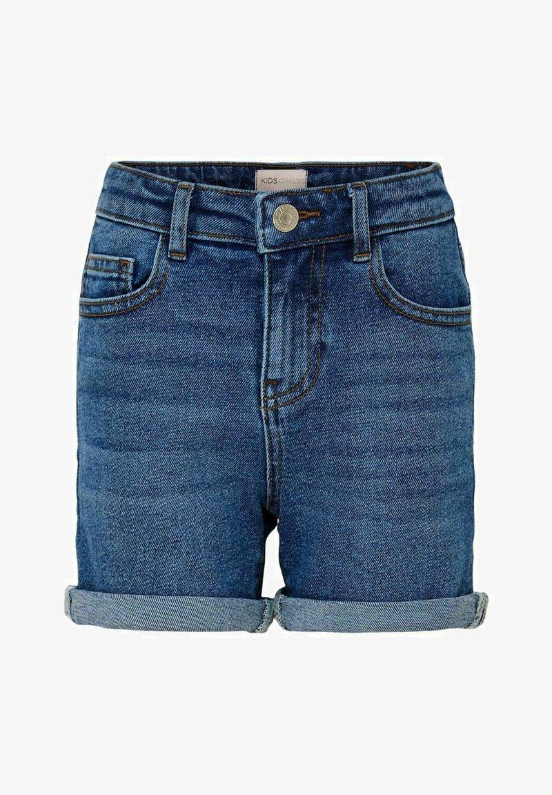 Kids ONLY - Denim shorts - dark blue