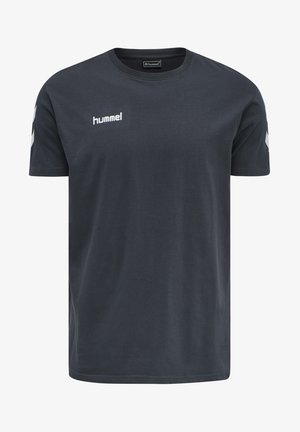 HMLGO - Print T-shirt - india ink
