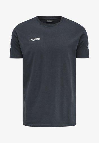 HMLGO - Print T-shirt - india ink