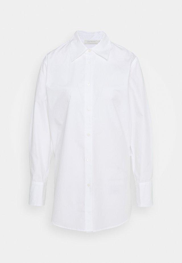 BONNE - Skjortebluser - white