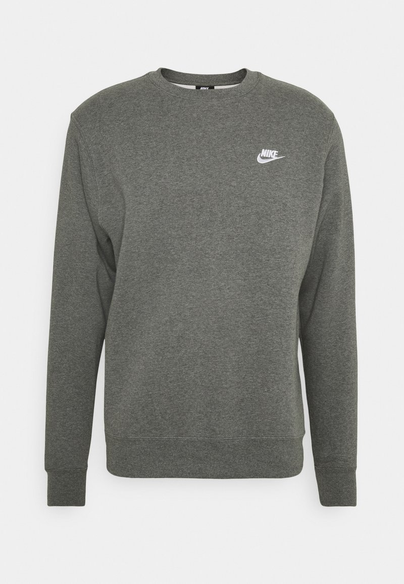 Nike Sportswear - Mikina - charcoal heather/white