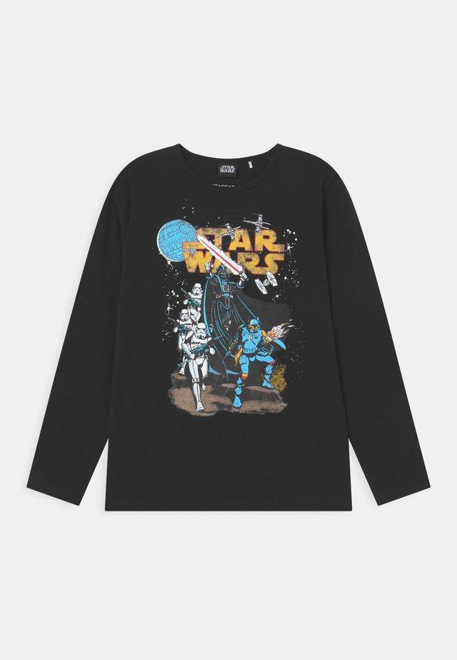 STAR WARS - Langærmede T-shirts - black