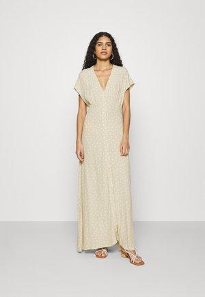 VALERIE LONG DRESS - Maxi dress - rice
