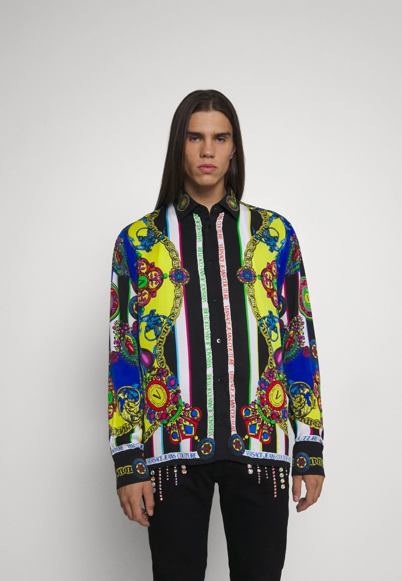 Versace Jeans Couture - STRIPES REGALIA BAROQUE - Shirt - multi-coloured