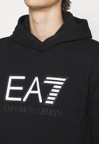 EA7 Emporio Armani - Mikina - black/white - 5
