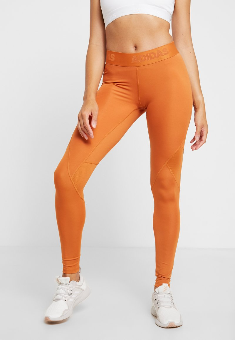 adidas Performance - ASK  - Tights - copper