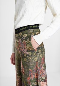 Desigual - PANT - Trousers - green - 3